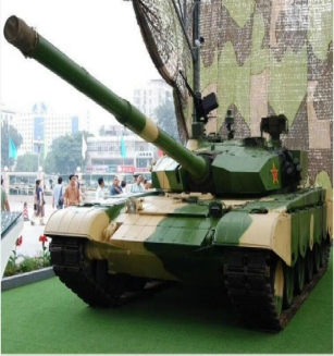 大坦克模型