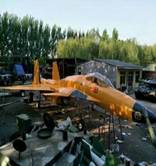 江苏军用飞机模型