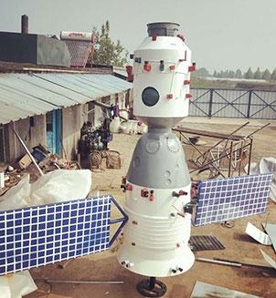 军事航天模型